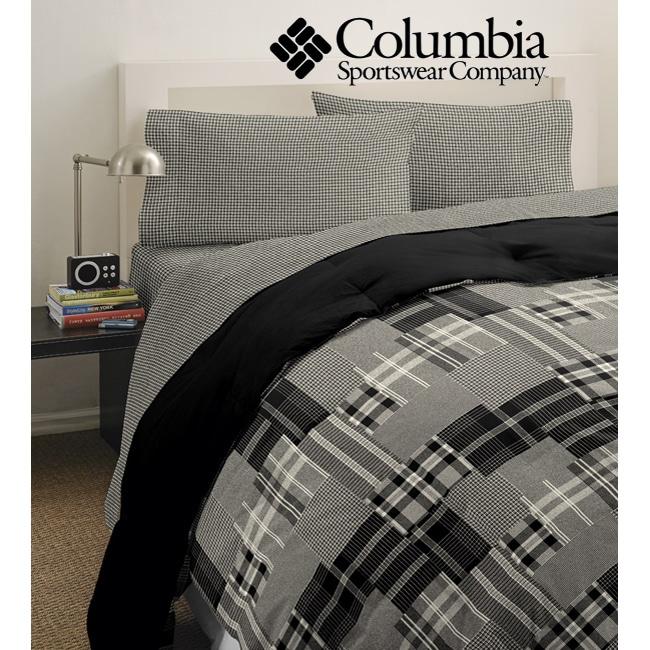 Columbia Bridgeport 7-piece Bedding Ensemble
