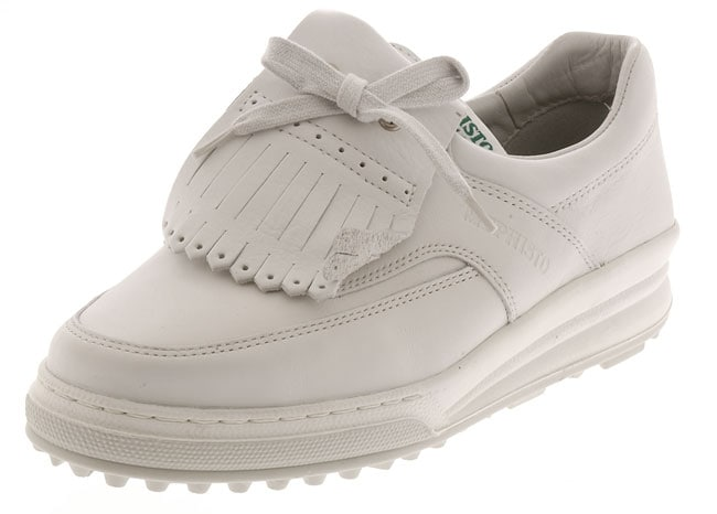 6a71ddb99b6 Shop Mephisto Peak Women s White Golf Shoes - Free Shipping Today ...