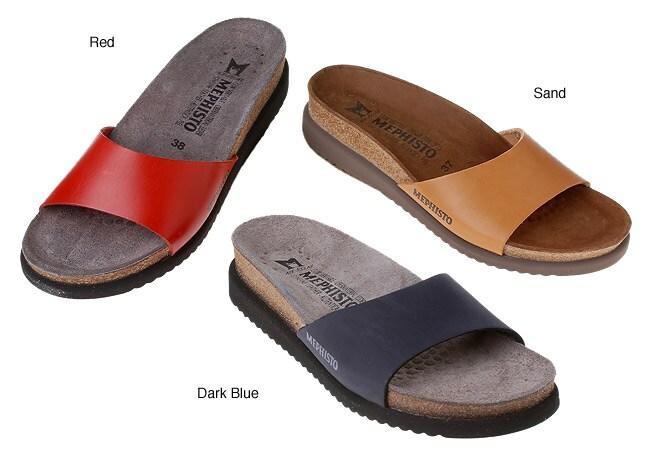 Mephisto Hanka Na Women's Basic Leather Sandal
