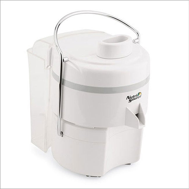 Salton Slow Juicer Review : Back to Basics Nutri Source Juicer - Free Shipping Today - Overstock.com - 11527158