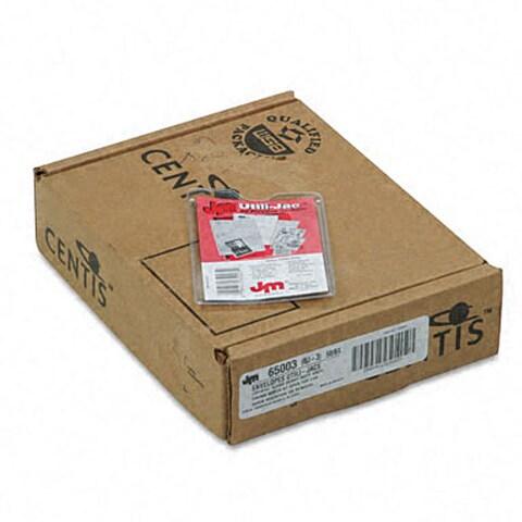 Esselte Utili-Jac Vinyl 2.25 x 3.5-inch Envelopes (Pack of 50)