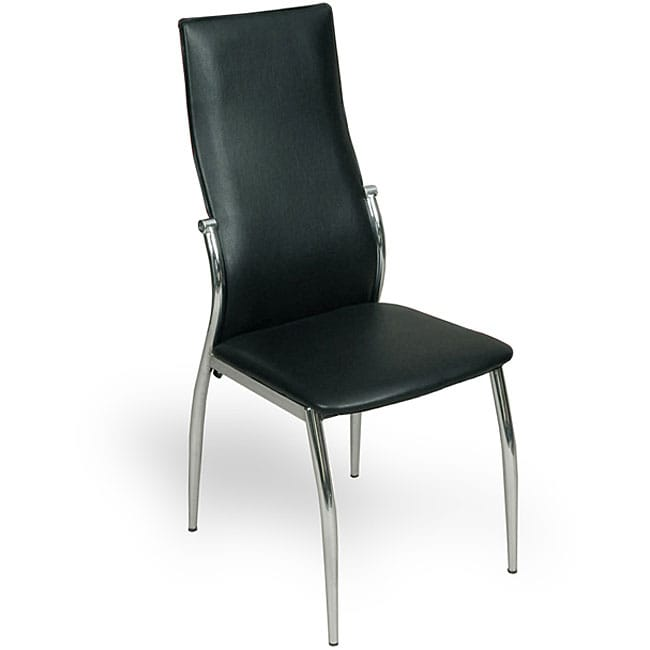 Black Dining Chairs (Set of 4)
