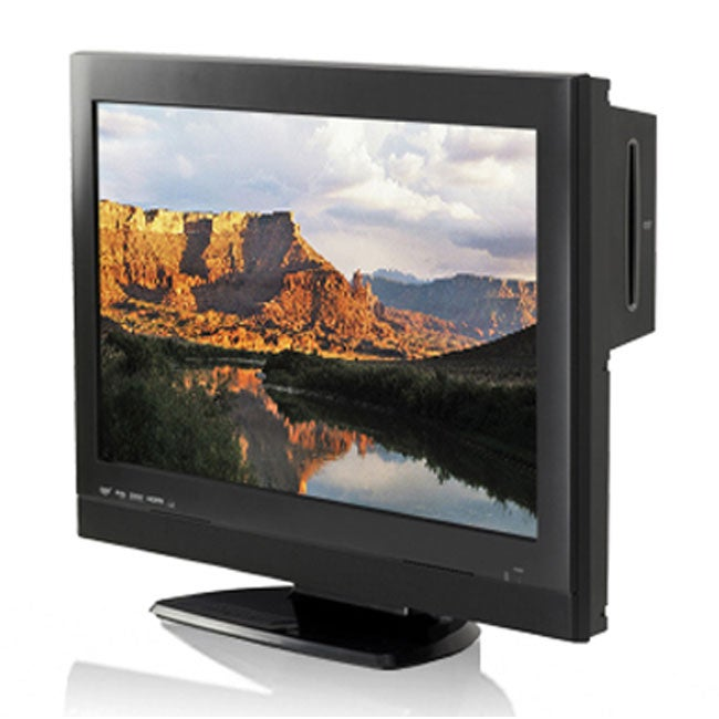 Rca L26wd26d 26 Inch Lcd Tv Dvd Combo Refurbished
