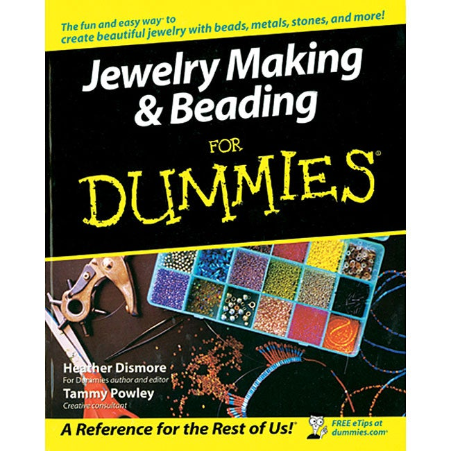 'Jewelry Making and Beading For Dummies' Book
