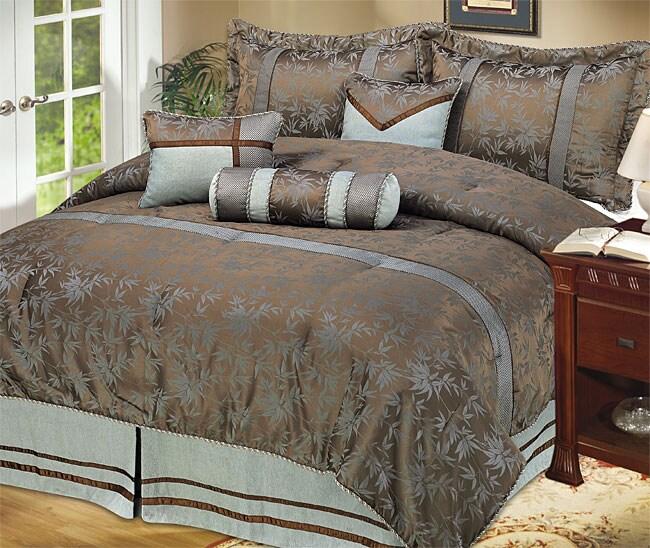 Asia 7-piece Comforter Set