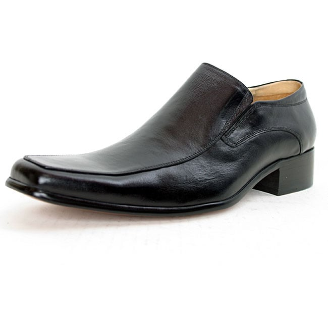 Revelo Men's Long-toe Slip-on Shoes