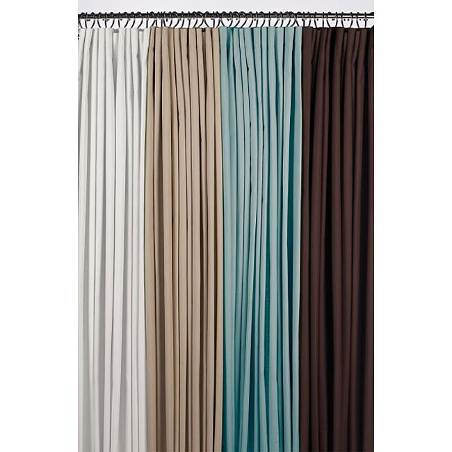 Repel Cotton Duck Shower Curtain Free Shipping Today 11537660