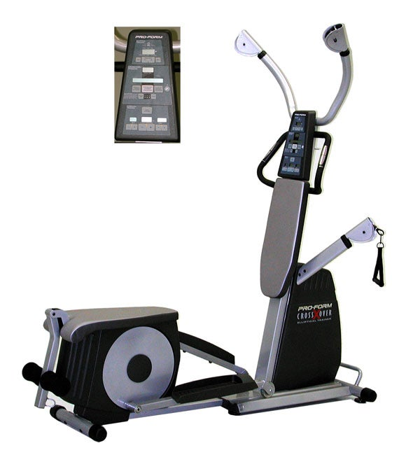 ProForm CrossOver Elliptical Trainer