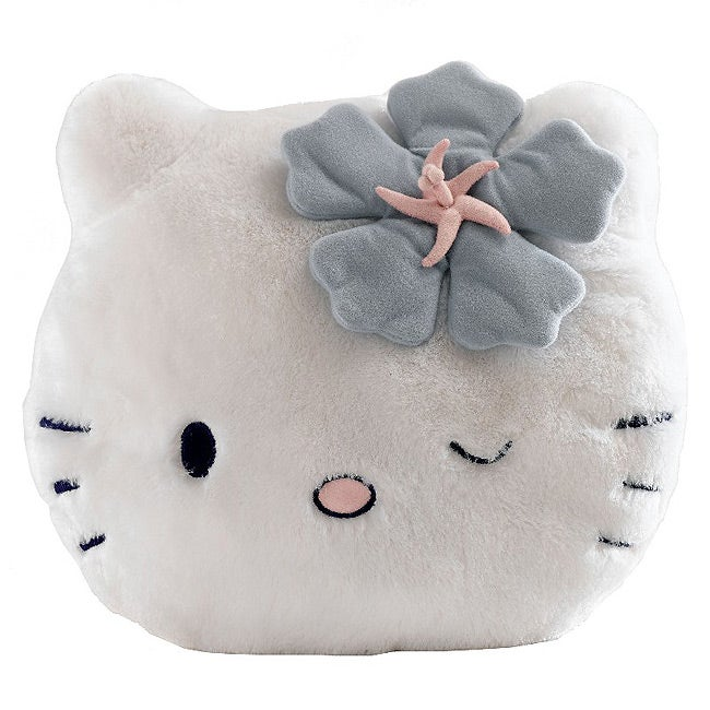 3a2f90b33 Shop Hello Kitty 'Longest Summer' Decorative Pillow - Free Shipping On  Orders Over $45 - Overstock - 3476599