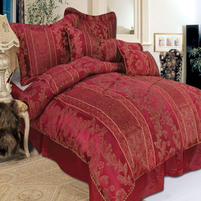 Port Augusta Cameo 7-piece Comforter Set