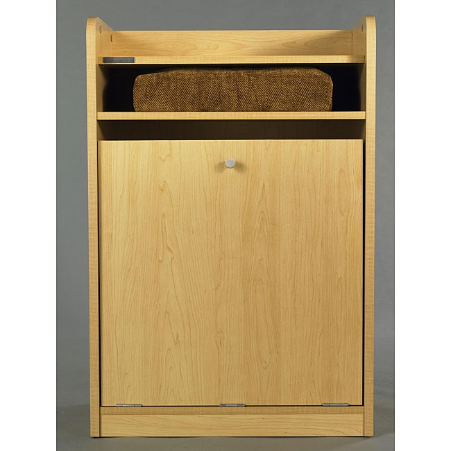 Pull Out Hamper Cabinet With Removable Clothes Bag Free