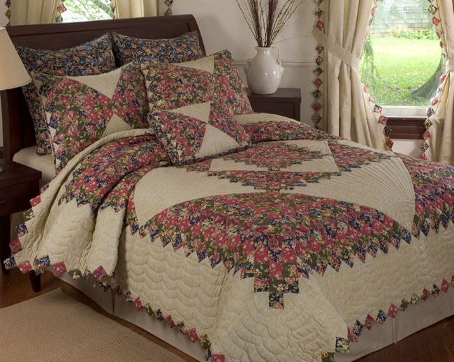 e800753a332e Shop JCPenney Home Collection Quilt Set - Free Shipping Today - Overstock -  3482413