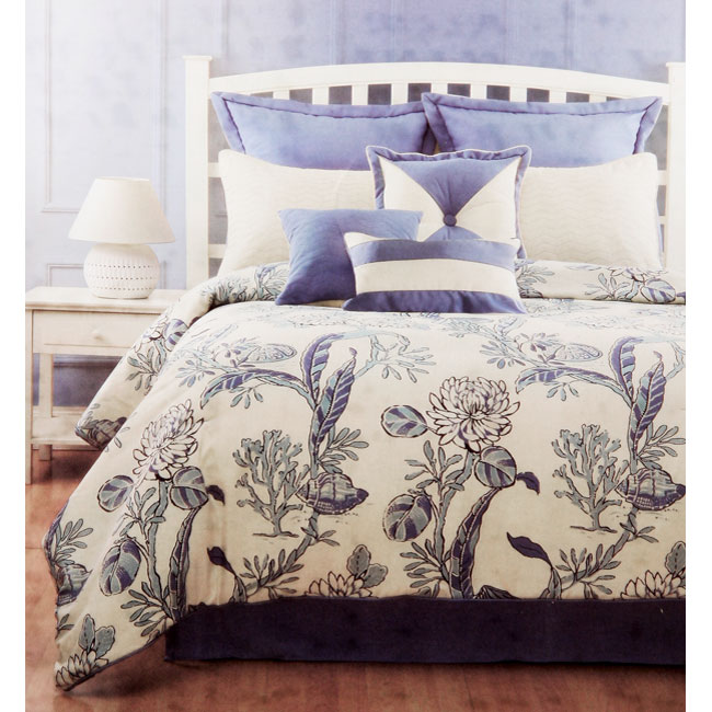 kathy ireland Home 'Coral Dreams' 7-piece Daybed Comforter Set