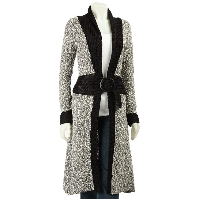 Kaily K. Women&39s Long Sweater Coat - Free Shipping Today