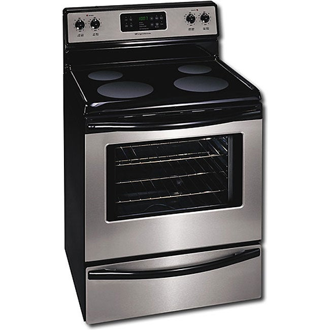 Self cleaning 30 inch freestanding electric range free shipping today 11554589 - Inch electric range reviews ...