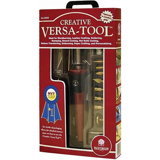 Walnut Hollow 25-watt Woodcraft Tool Kit