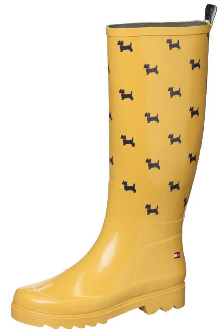 a6368b615814 Shop Tommy Hilfiger Women s  Welly  Scottie Rain Boots - Free Shipping On  Orders Over  45 - Overstock - 3485716
