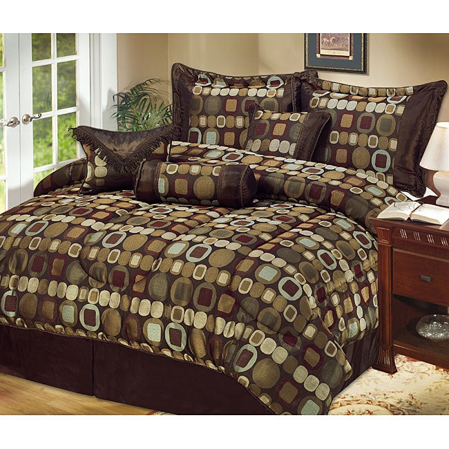 Manhattan 7-piece Comforter Set