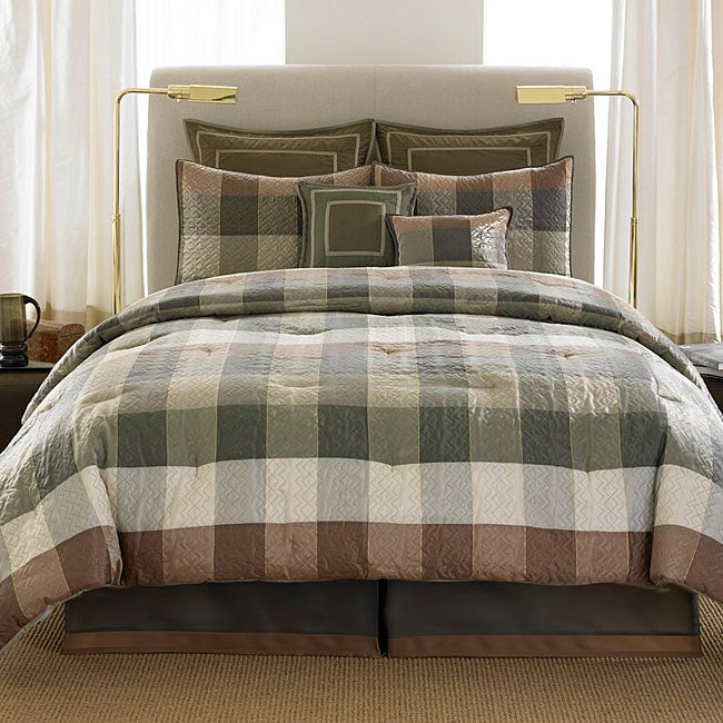 Heritage Landing 'Beacon Place' 8-piece Comforter Set