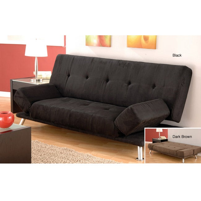 Overstock Memory Foam Mattress ... Futon Sofa Bed - Free Shipping Today - Overstock.com - 11557810