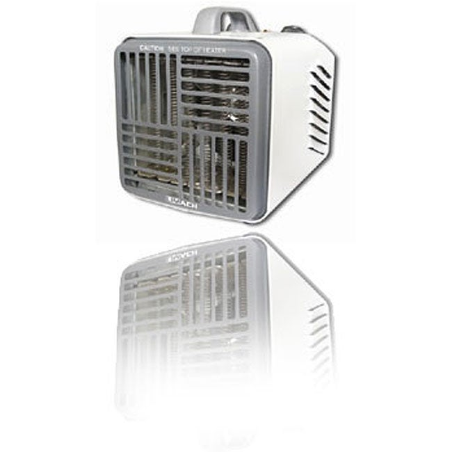 Shop Optimus Mini Compact Thermostat Utility Heater Free
