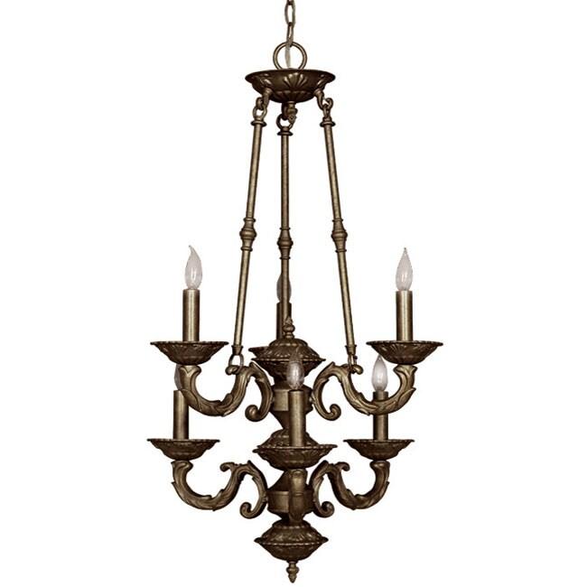 Foyer Lighting Overstock : Victoria foyer light pendant free shipping today