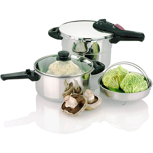 Fagor Splendid 2-in-1 Pressure Cooker Set