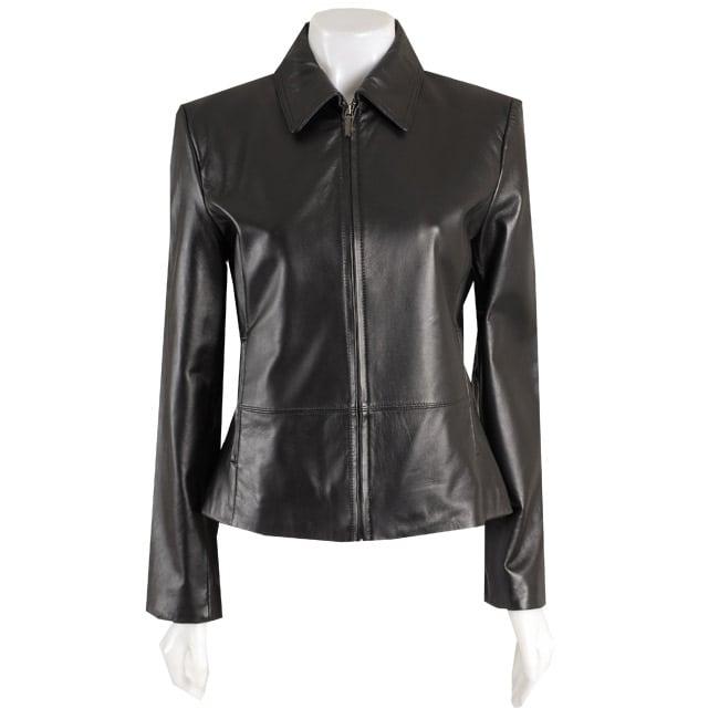 Colebrook Women's Leather Jacket