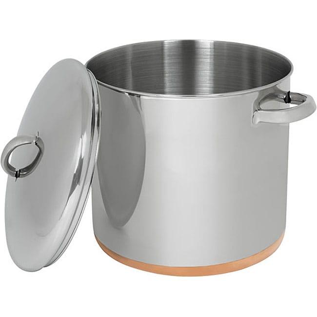 Revere Copper Clad 12-quart Stockpot