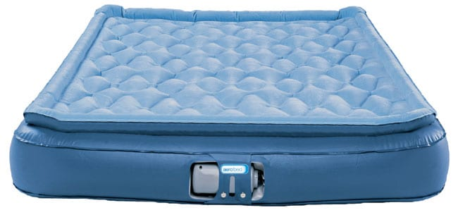 AeroBed Premier Pillowtop Full Size Bed - Free Shipping Today ...