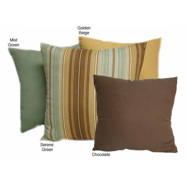 Large Outdoor Floor Pillows : Suburst Large Indoor/ Outdoor Floor Pillow - Free Shipping On Orders Over USD45 - Overstock.com ...
