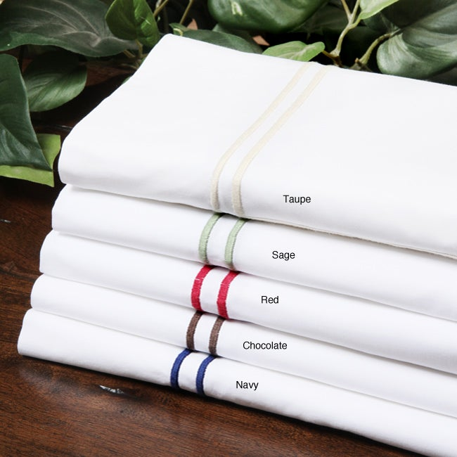 Hotel Collection 200 Thread Count Italian Duvet Cover Set