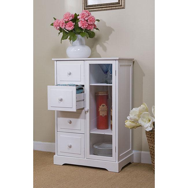 Simple Living Kitchen Storage Cabinet