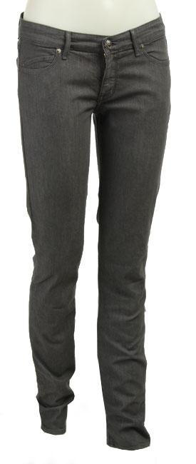 Rich & Skinny Women's Skinny Leg Silver Jeans