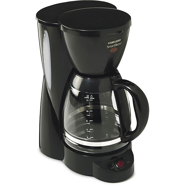 Black & Decker DCM2000B 12-cup Coffee Maker - Free Shipping On Orders Over USD 45 - Overstock.com ...