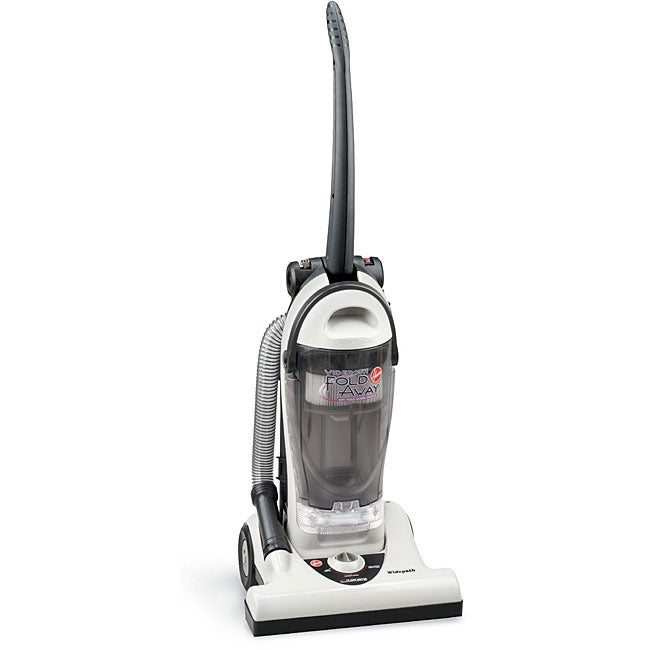 Hoover Upright Fold Away Bagless Vacuum Cleaner Free