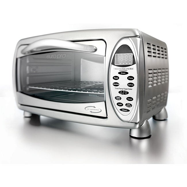 Euro Pro Compact Convection Oven Free Shipping Today