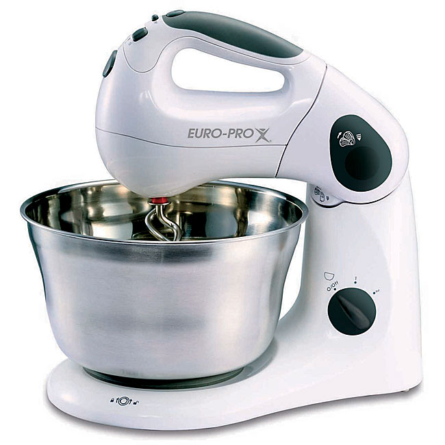 Euro Pro 10 Speed Hand Stand Mixer Free Shipping Today