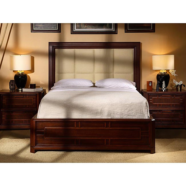 Kyomi Asian Style King Bed Free Shipping Today