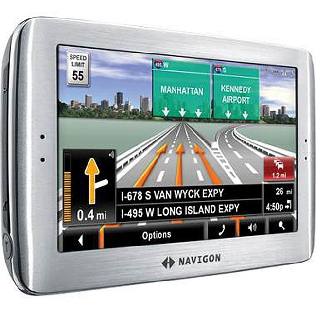 navigon 8100t car gps system free shipping today. Black Bedroom Furniture Sets. Home Design Ideas