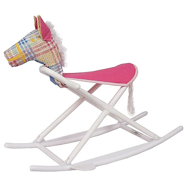 Hoohobbers Folding Rocking Horse
