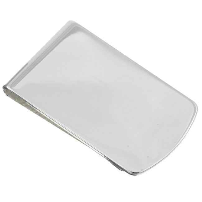 Sterling Essentials Sterling Silver Money Clip - Thumbnail 0