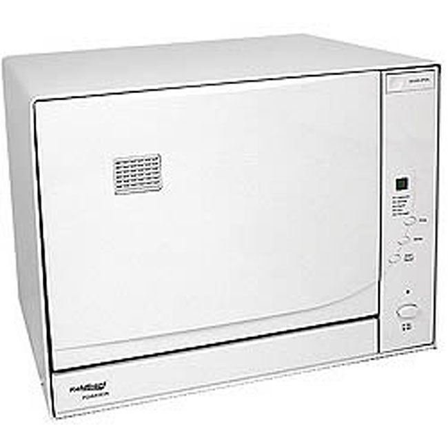 Countertop Dishwasher Koldfront : Koldfront White Portable Countertop Dishwasher - Free Shipping Today ...
