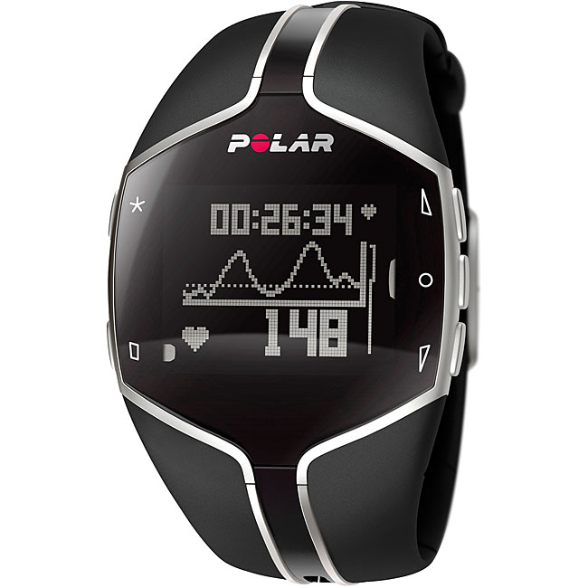 Polar FT80 Heart Rate Monitor with Training Guidance