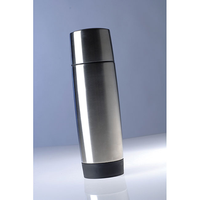 Stainless Steel Convex Travel Thermos