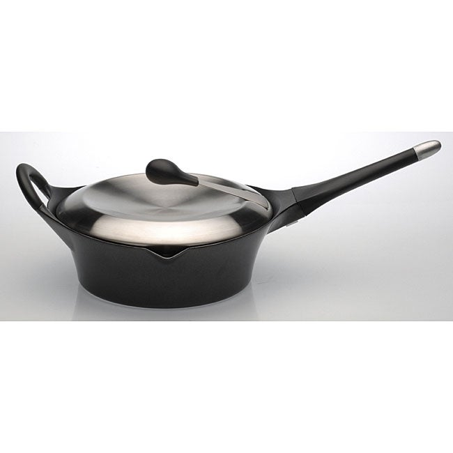 BergHoff Auriga 10-inch 3-quart Covered Saute Pan
