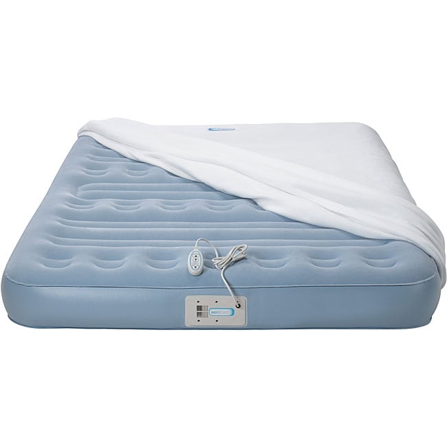 aerobed twin air mattress Shop AeroBed Premier Classic Comfort Twin Air Bed   Free Shipping  aerobed twin air mattress