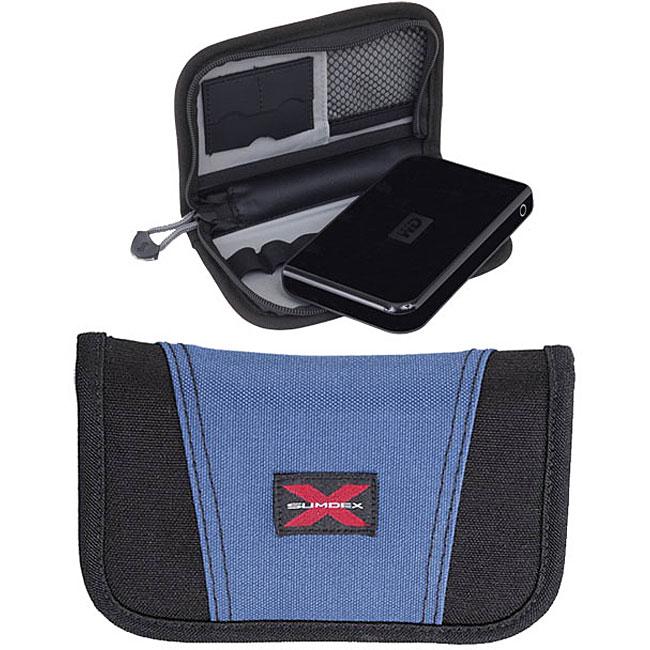 Sumdex POA-449PB Portable Hard Drive Case
