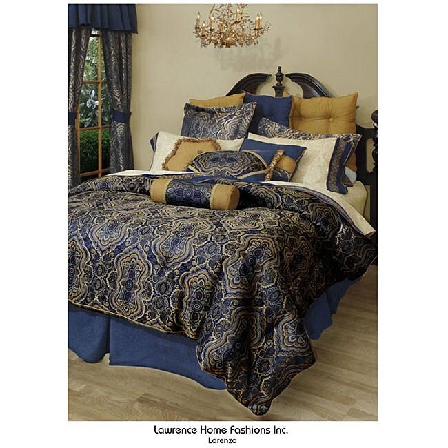 'Lorenzo' 7-piece Comforter Set