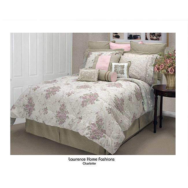 Charlotte 4-piece Comforter Set